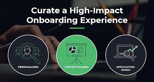 Carefully planned customer training improves the onboarding experience and outcomes